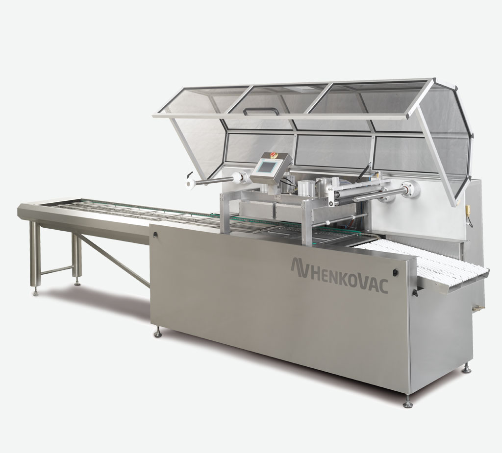 henkovac Traysealer-TPS2000